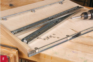Drawer Slides The Inside Story