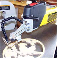 Setting Up & Using the Scrollsaw