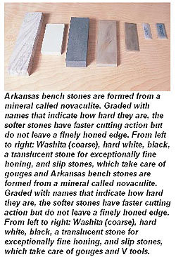 Bench Stones: Answers to Some Gritty Questions