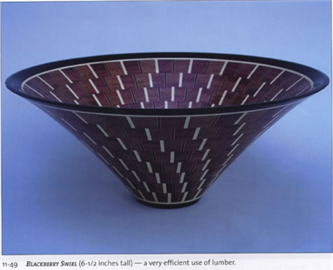 A Bowl from a Board