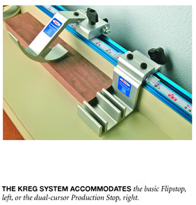 Kreg Precision Measuring System