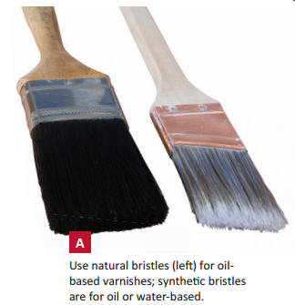 Selecting a Brush