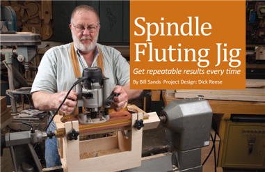 Fluting Jig