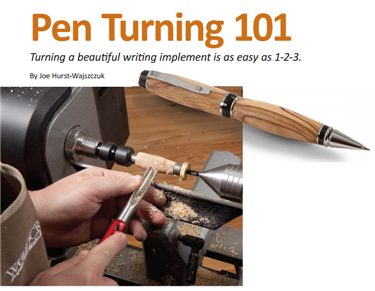 Pen Turning