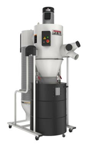 The Operation and Advantages of a Cyclone Dust Collector