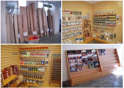 Facebook's Menlo Campus Gets State-of-the-Art Woodcraft Shop