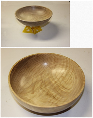 Quick Turned Bowl