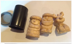 Holiday Carvings