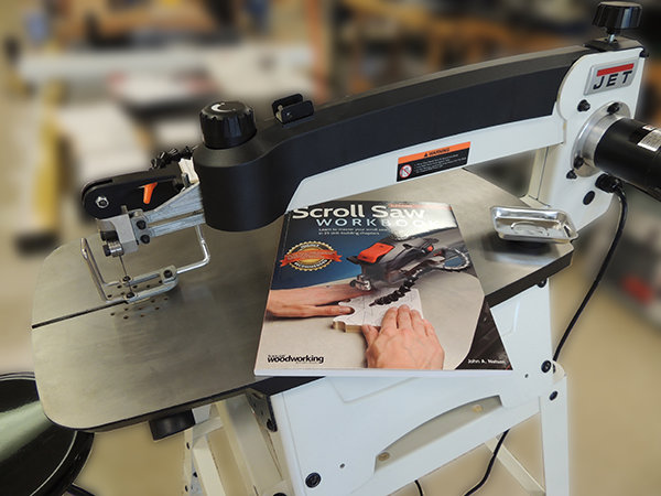 Jet introduces new scroll saw with game changing features greentooth Choice Image
