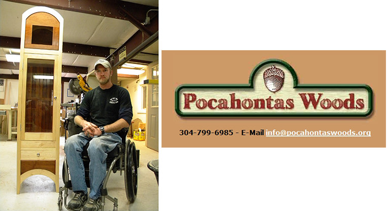Pocahontas woods fine woodworking school for Fine woodworking magazine discount