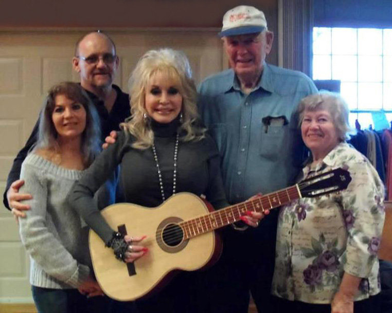 Guitar for Dolly