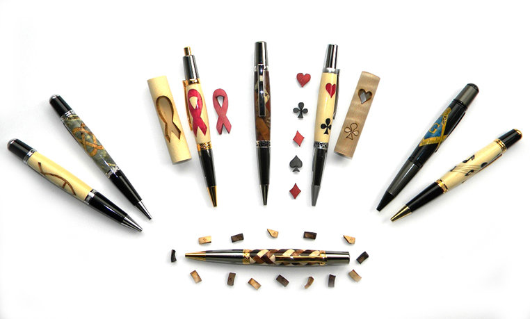 Pen Inlay Kits
