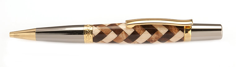 Herringbone 60 Pc Pen