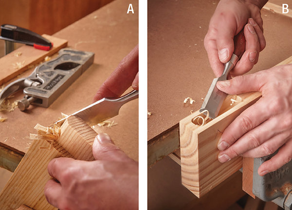 tenon and mortise tune up