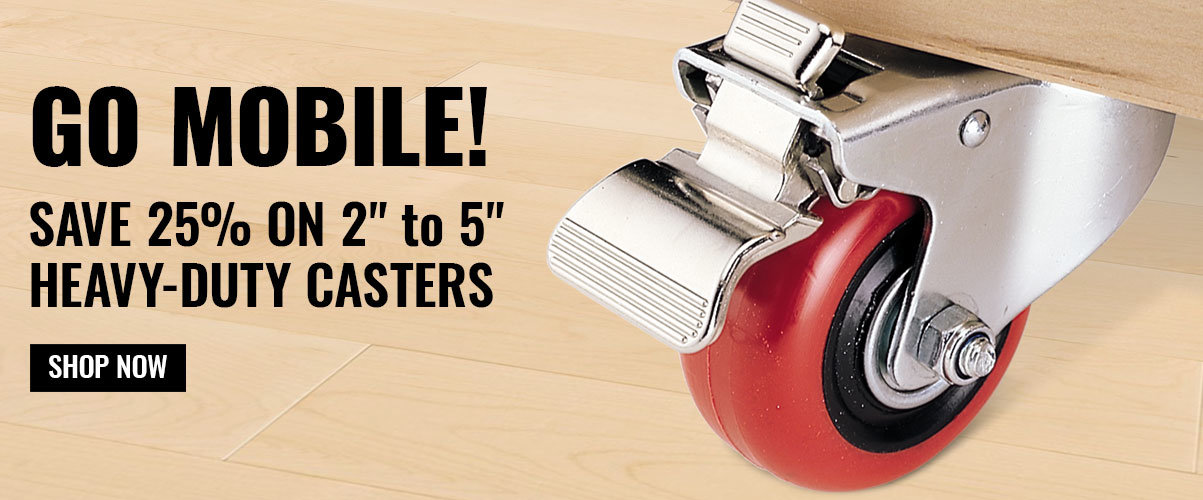 Save on Casters