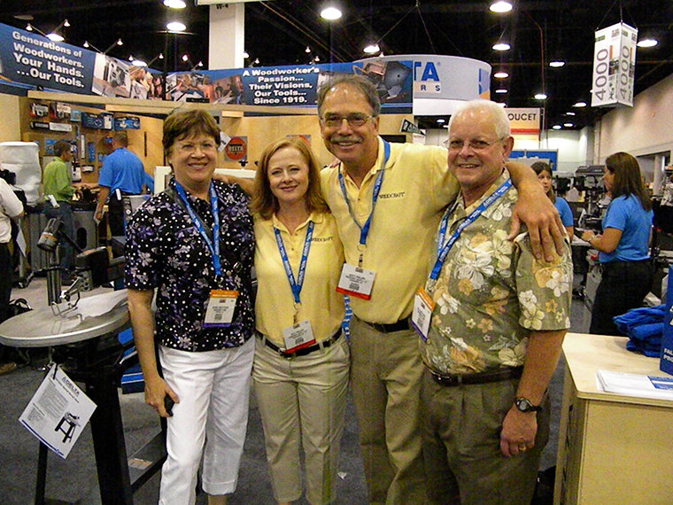 Scott and Suzy Phillips with Bill and Wendy Boettcher