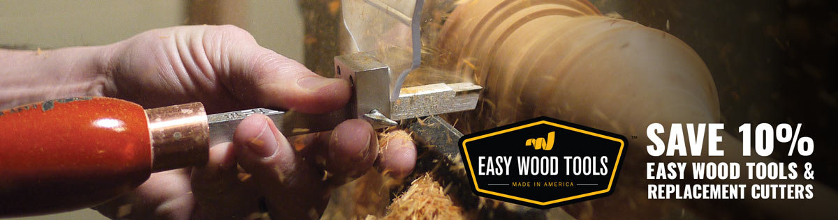 10% Off Easy Wood Tools Turning Tools