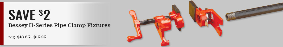Bessey H Series Clamps
