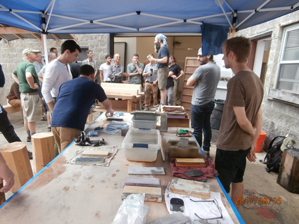 Perfect Shavings And More At A Japanese Woodworking Festival