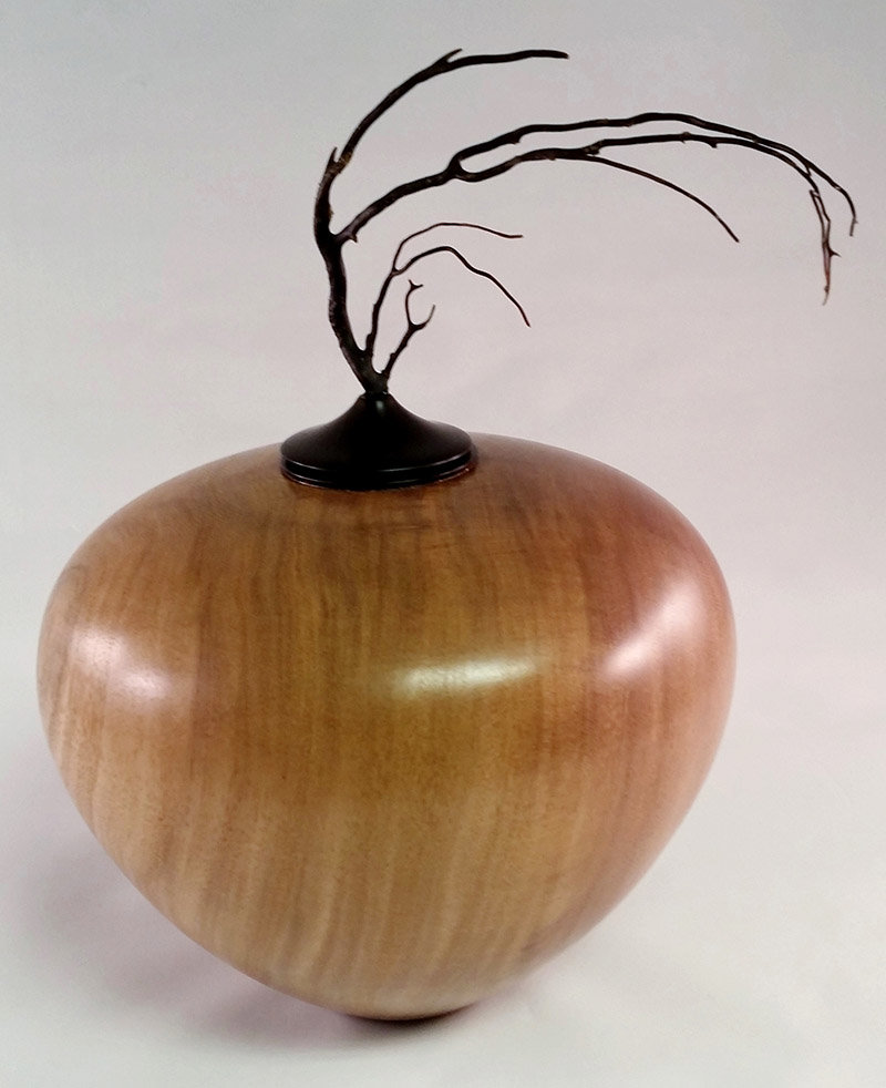 Sally Ault woodturner