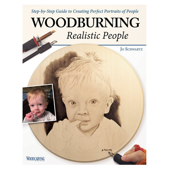 Woodburning Realistic People