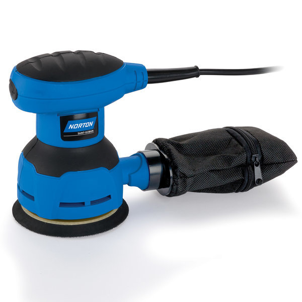 Norton Random Orbital palm sander