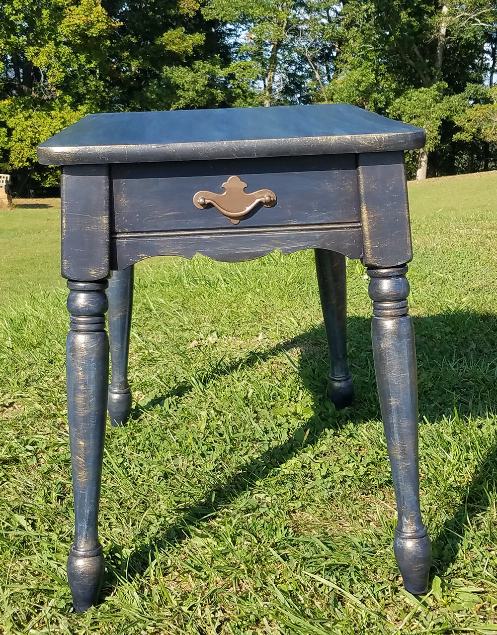 Bland to Grand End Table