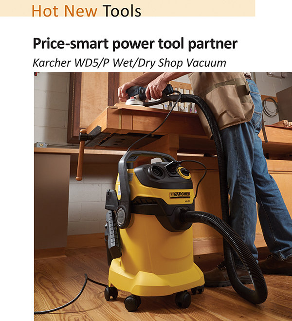 karcher shop vacuum