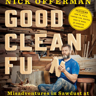 Thumb nick offerman