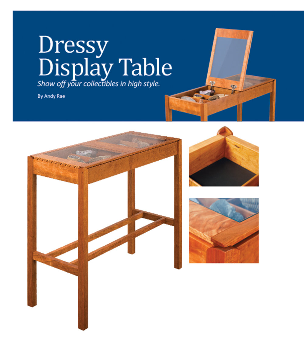 Dressy Display table