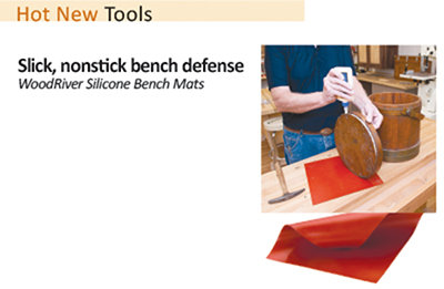 WoodRiver Silicone Bench Mats