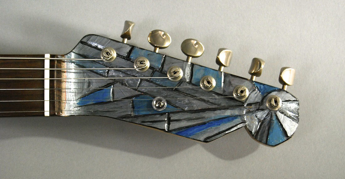 Guitar by Billy Rhinehart
