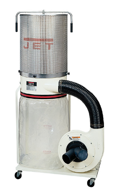Jet Vortex Cone Dust Collector