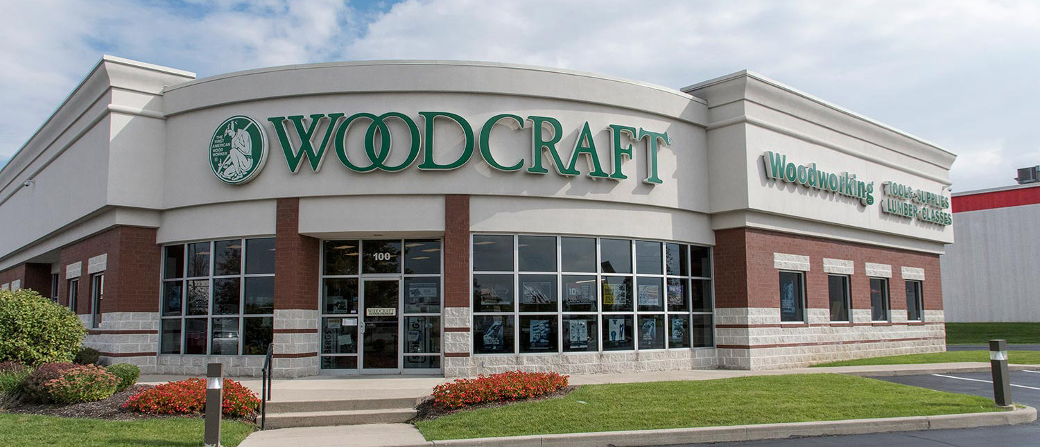 Woodcraft Store Front