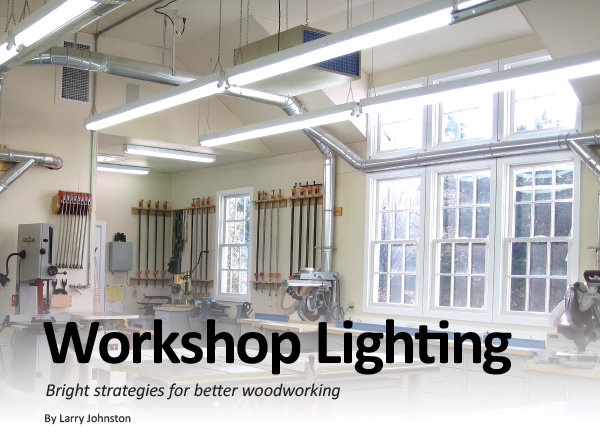 Workshop Lighting