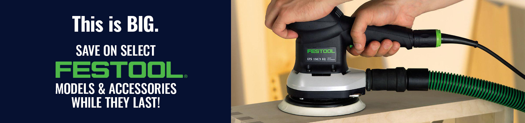 Shop FESTOOL Sale