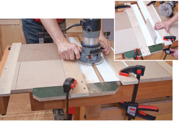 8 All-Star Router Jigs