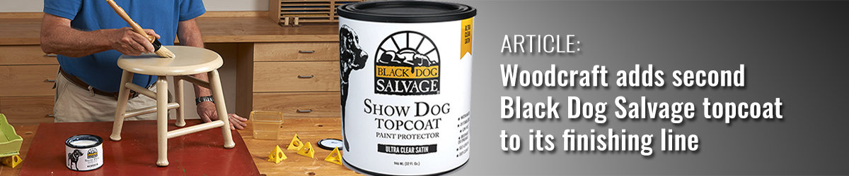 Black Dog Salvage topcoat