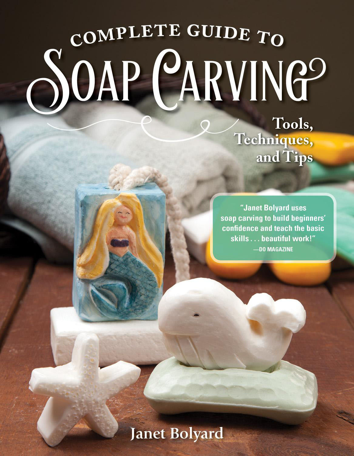 Soap Carving is Good, Clean Fun