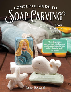 Soap carving cover