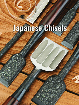 Japanese chisels