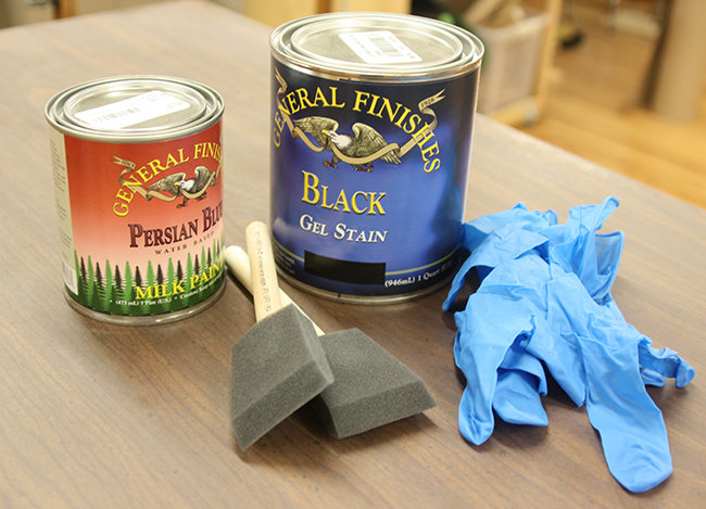 General Finishes products