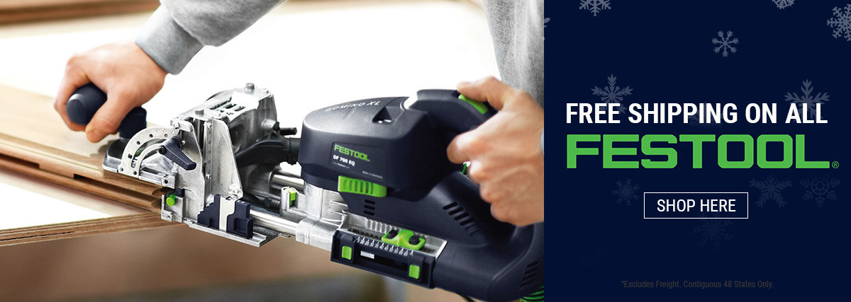 Get Free Shipping on FESTOOL