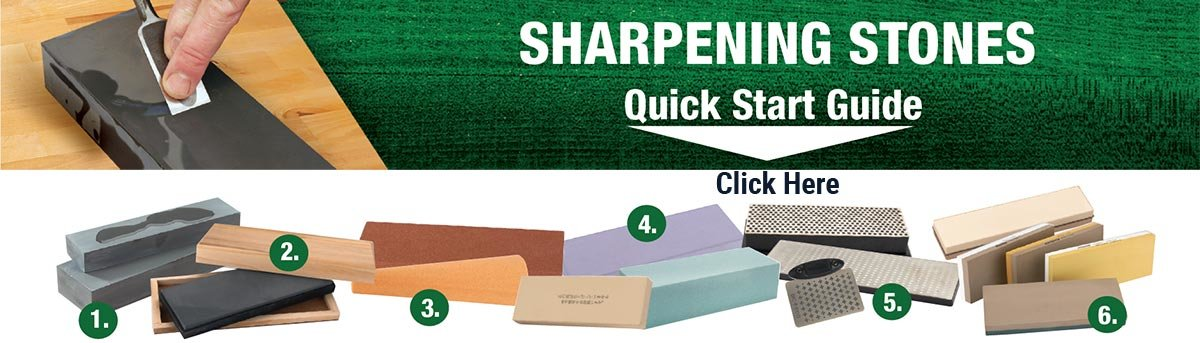Sharpening Stone Tutorial