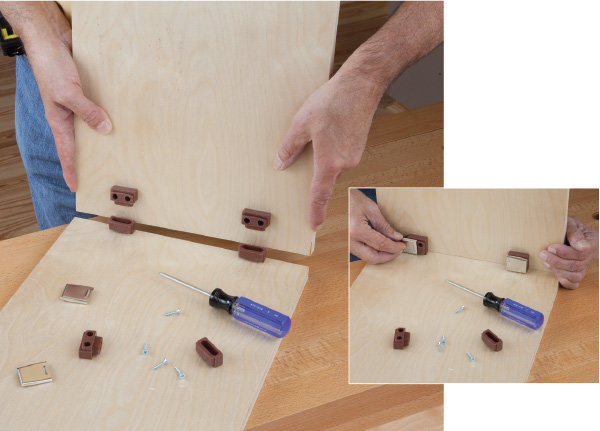Store-Bought Joinery Solutions