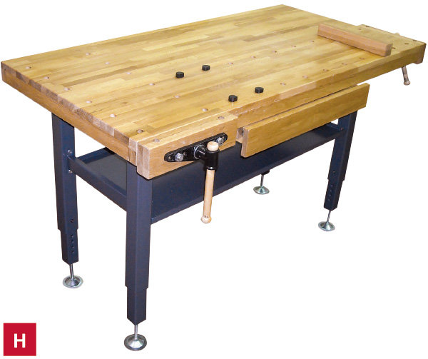Choosing A Work Bench Here S Where Woodworking Get S