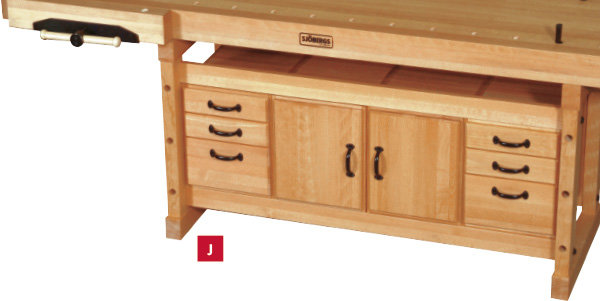 base cabinets for kitchen choosing a work bench here s where woodworking get s personal 4325