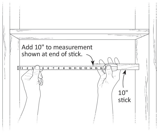 Accurate Inside Measurements