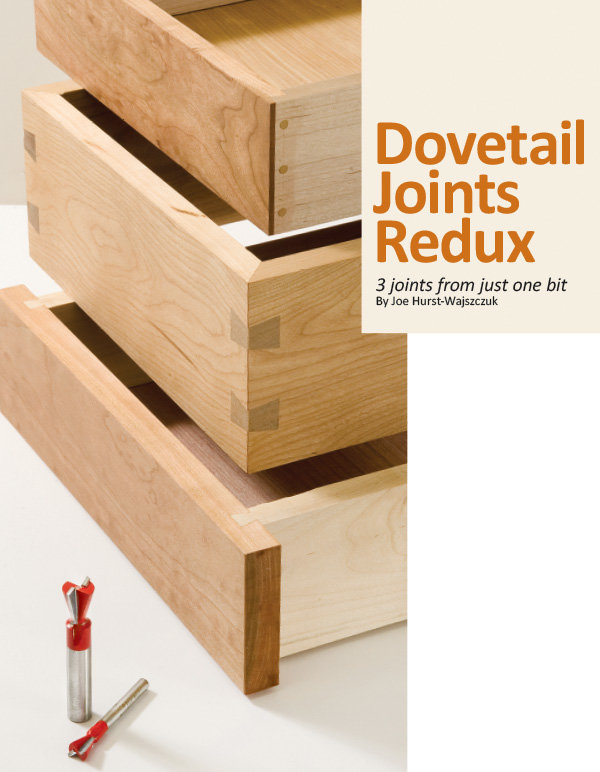 Dovetail Joints Redux