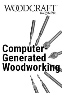 Computer generated woodworking